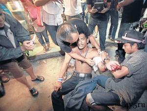 революция в тайланде