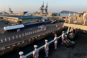 эсминец в тайланде