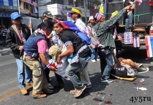 взрывы тайланд
