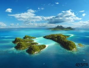 острова самуи