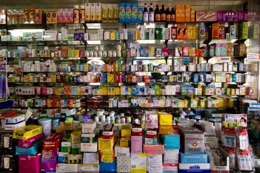 аптека таиланд