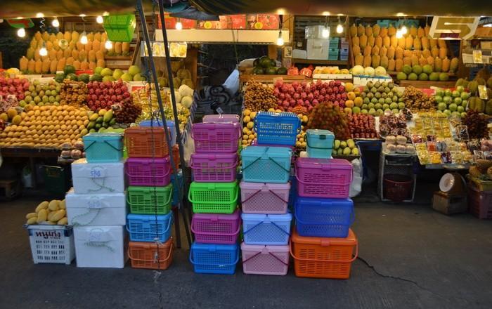 как вывезти фрукты тайланд