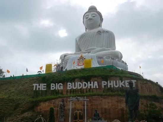 статуя большого будды пхукет