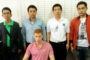 арестован русский таиланд