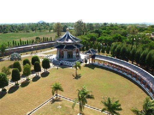 парк трех королевст