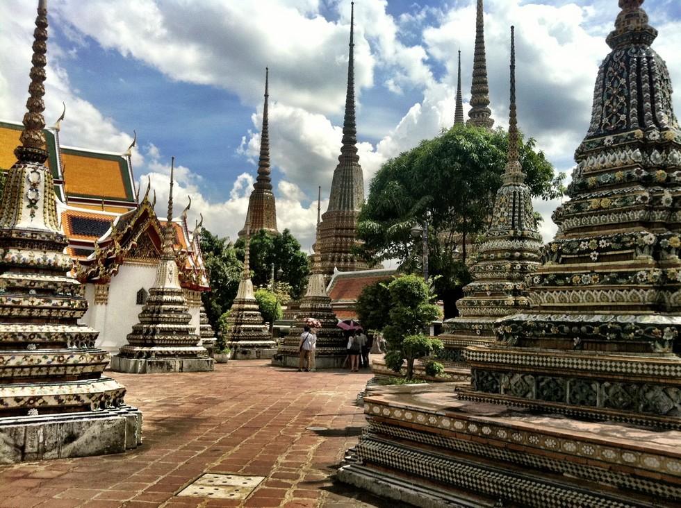 храм ват пхо таиланд