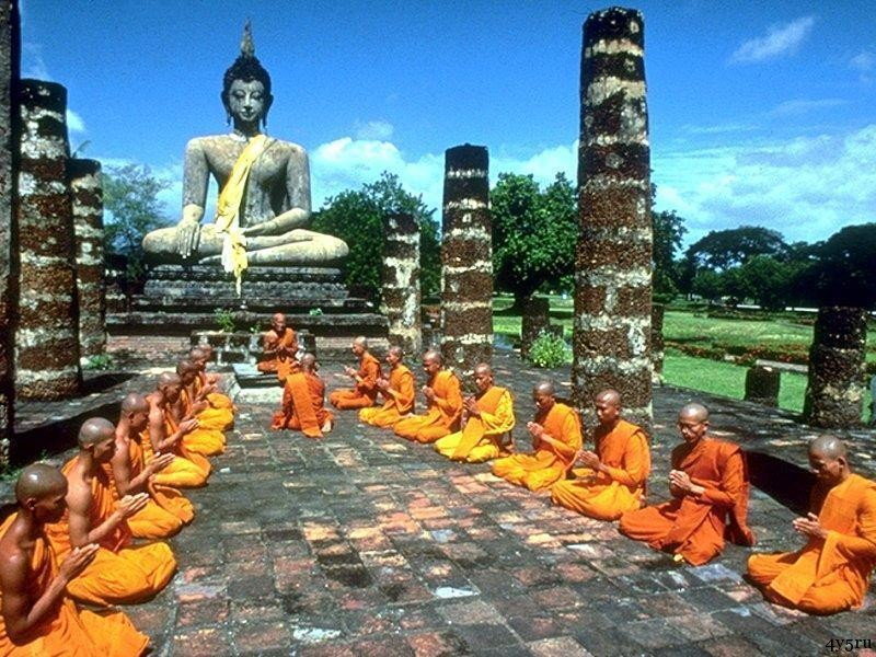 буддизм тайланд