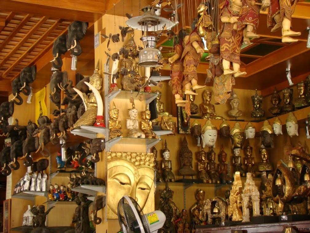 сувениры лукдод