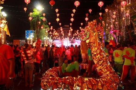 chines new year 2015 pattaya