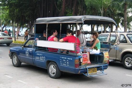 такси на краби
