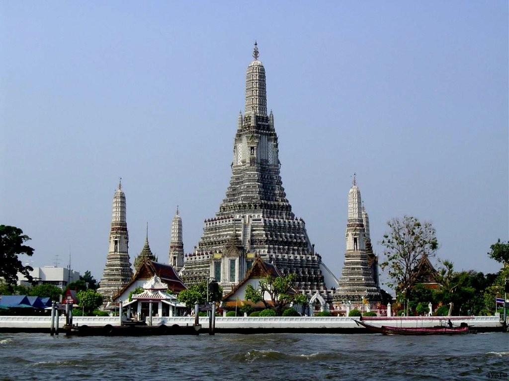 храм ват арун бангкок