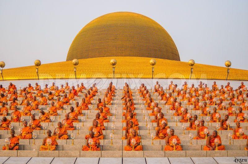 храм Dhammakaya