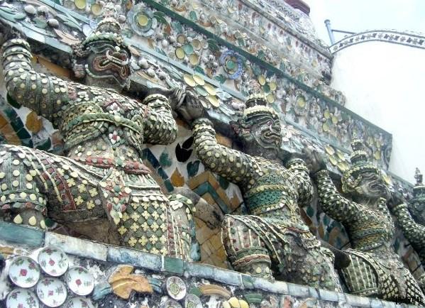 храм ват арун таиланд