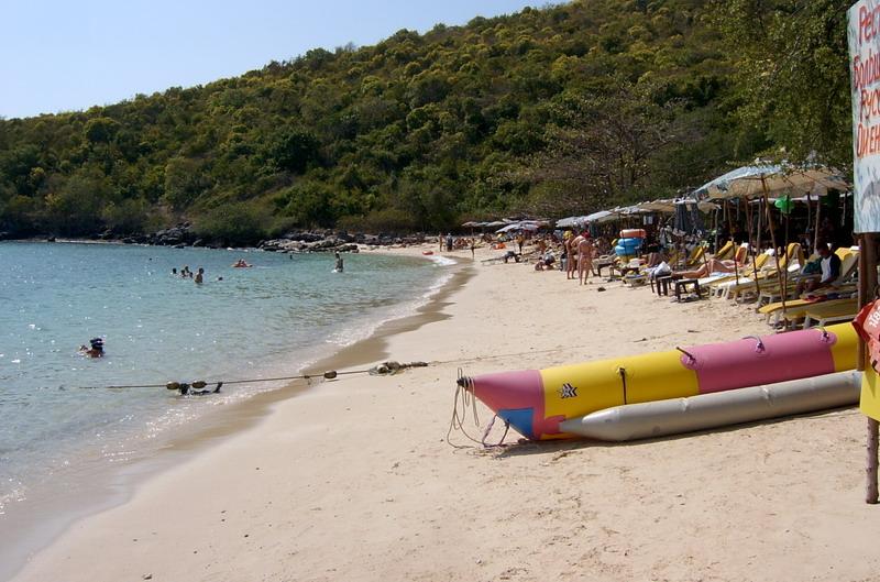 naul пляж ко лан