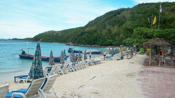 thong lang пляж