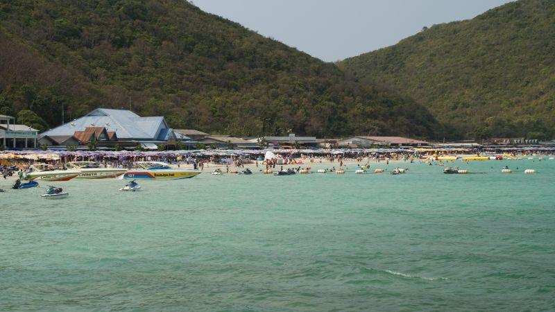 Tawaen пляж