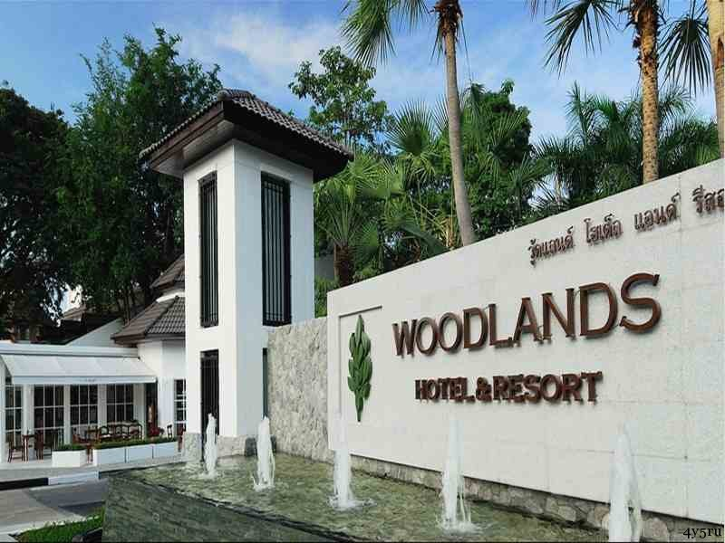 woodlands pattaya