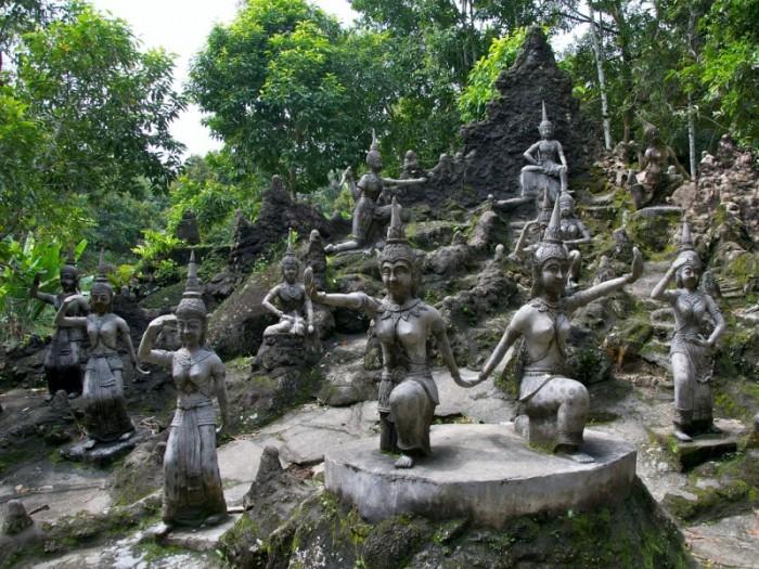 магический сад самуи