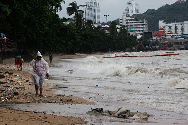 наводнение в паттайе