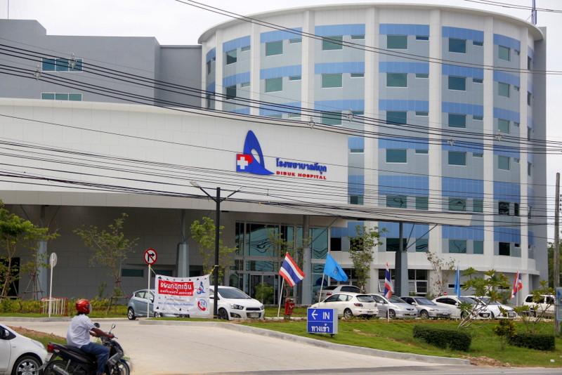 больница на пхукете