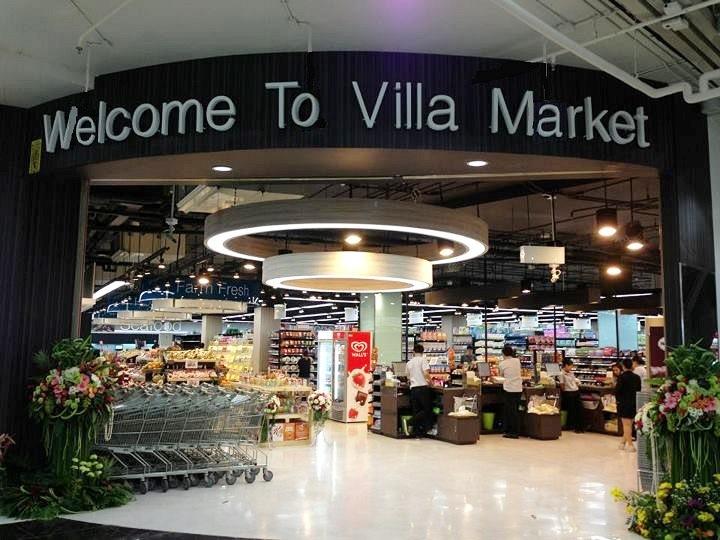 Villa Market pattaya