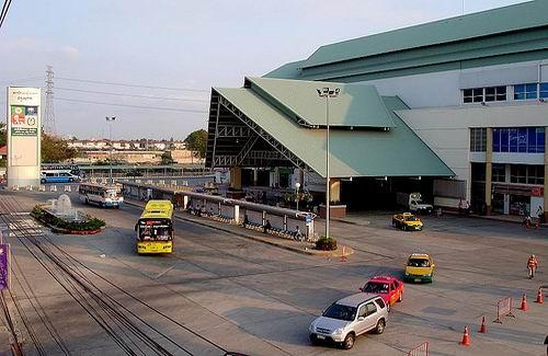 южный терминал бангко