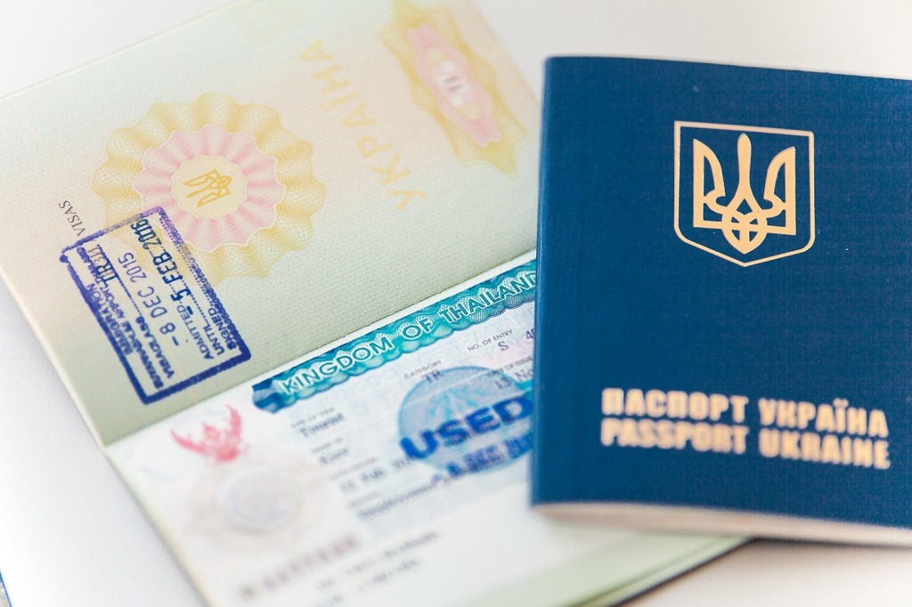 виза украинцам в таиланд