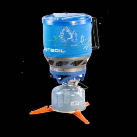 Купить JetBoil Minimo Sapphire Blue