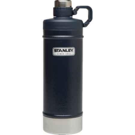 Купить Stanley Legendary Classic 0.62L Vacuum Water Bottle Hammertone Navy