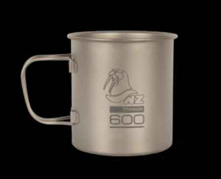 Купить NZ Titanium Cup 600 ml