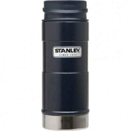 Купить Stanley Legendary Classic 0.35 L One Hand Vacuum Mug Hammertone Navy
