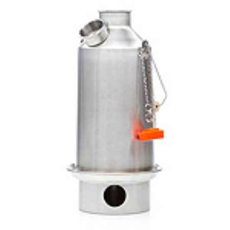 Купить Kelly Kettle Base Camp Steel 1,5 L