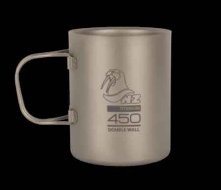 Купить NZ Titanium Double Wall Mug 450
