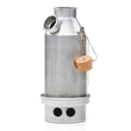 Купить Kelly Kettle Trekker Steel 0,57 L
