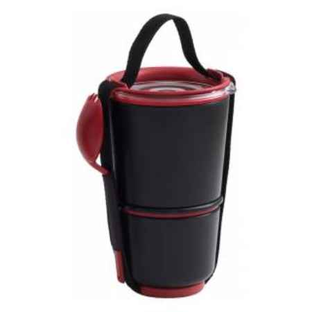 Купить Black+Blum Lunch Pot Black