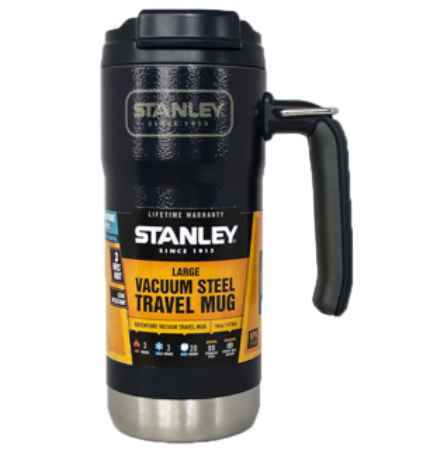 Купить Stanley Adventure Vacuum Travel Mug 0,47л (Navy)