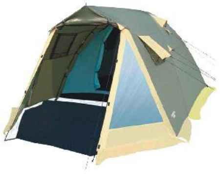 Купить Campack Tent Camp Voyager 4