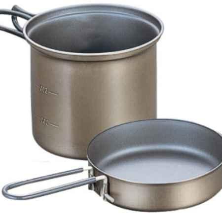 Купить Evernew ECA402 Ti Non-Stick Deep Pot with Handle
