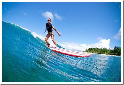 Сёрфинг – спорт королей