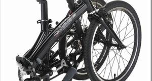 В чём заключаются основные преимущества складного велосипеда?