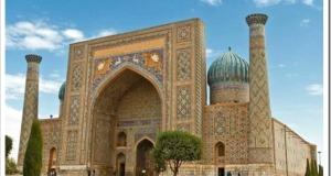 Культурное наследие Узбекистана