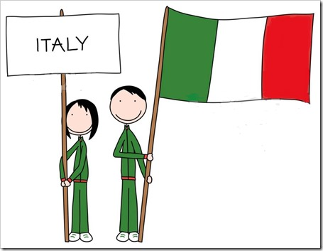 Итальянский