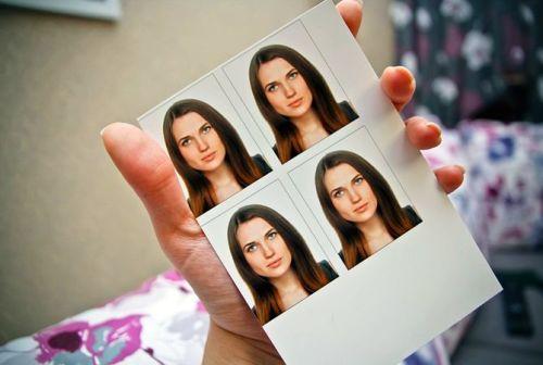 Как сделать фото на документы