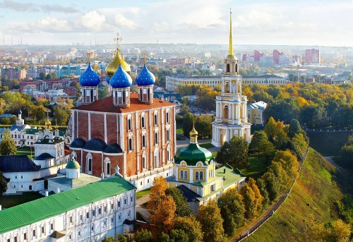 Какие города посетить в России