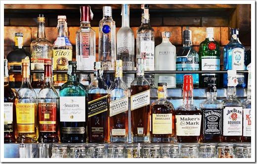 Сыры и крепкий алкоголь