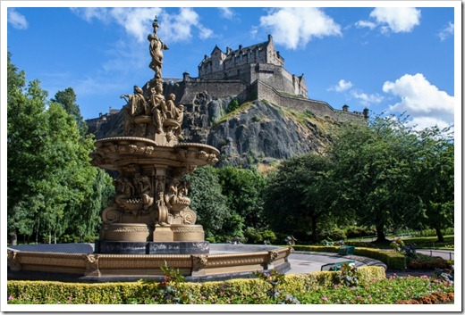 Самые интересные места в Шотландии