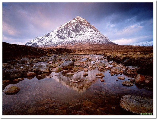Удивительная природа Шотландии