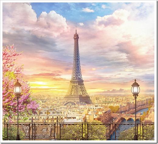 Сезон для посещения Парижа