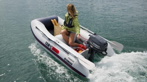 Какой лодочный мотор выбрать для лодки ПВХ