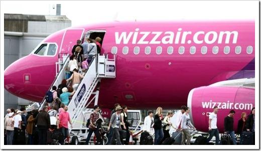 Wizzair – топовый лоукостер